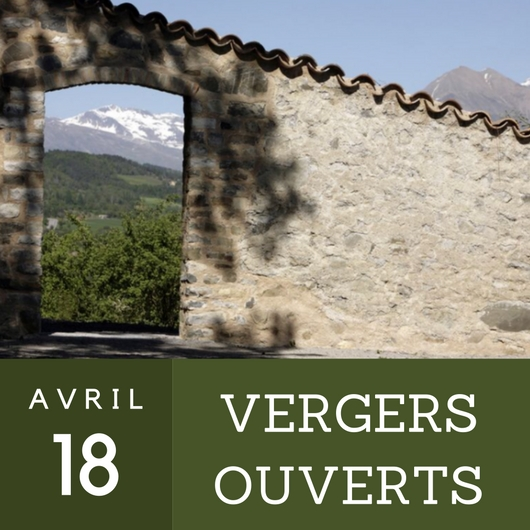 Animations Vergers Mars/Avril