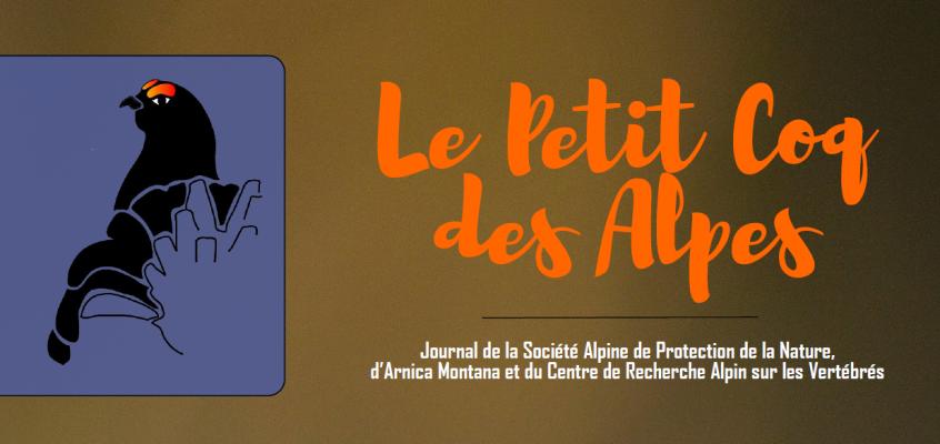 PENDANT LE CONFINEMENT, LE «PETIT COQ DES ALPES» EN LIGNE GRATUITEMENT !
