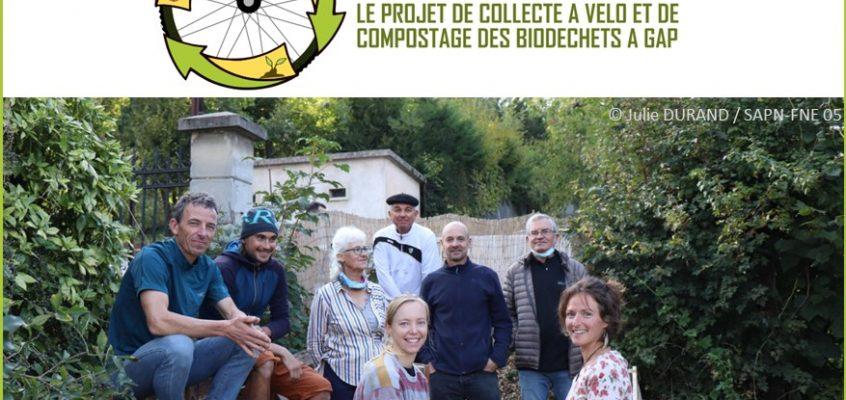 LE PROJET COMPOST'ALPES FAIT PARLER DE LUI
