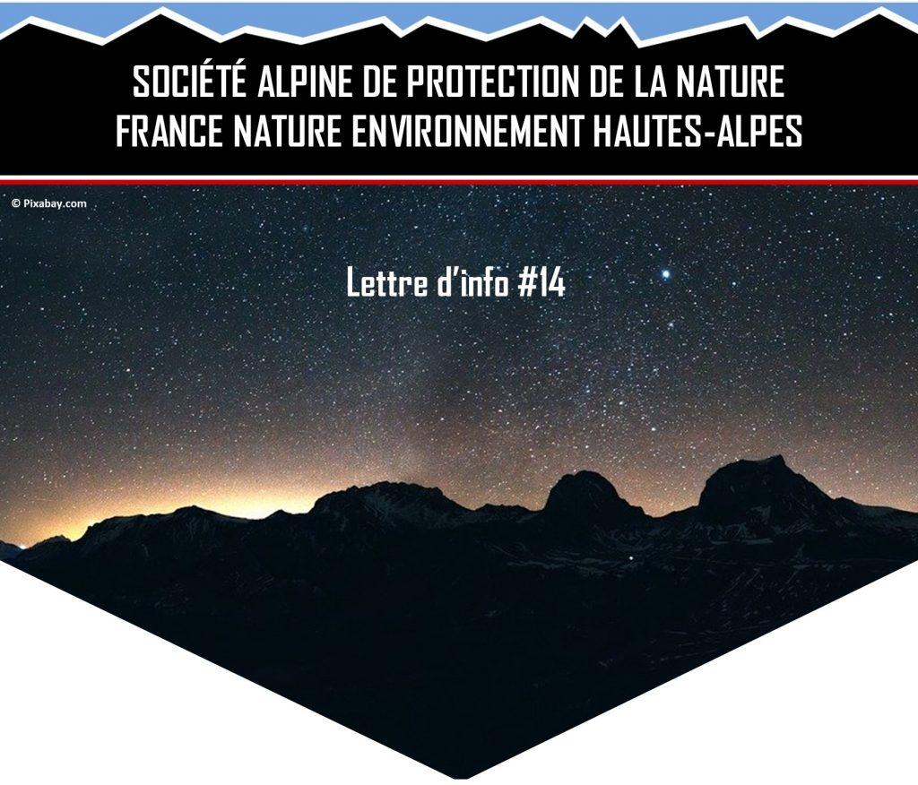SAPN-FNE 05 - Lettre d'info 14