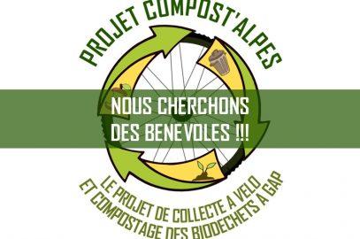 SAPN-FNE 05 - Compost'Alpes - Recherche bénévoles